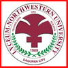 Lyceum North Western University Philippines logo by Omkar Medicom