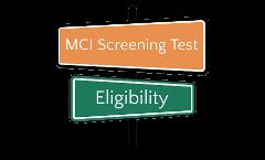 mci eligibility logo by omkar medicom