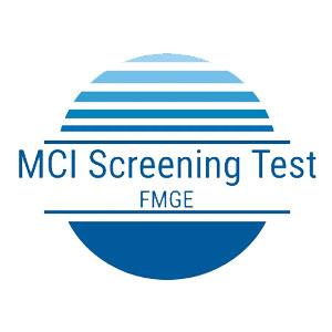 mci test logo by omkar medicom