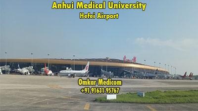 Anhui Hefei Airport 010