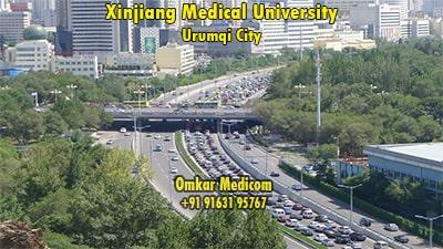 Urumqi City 005