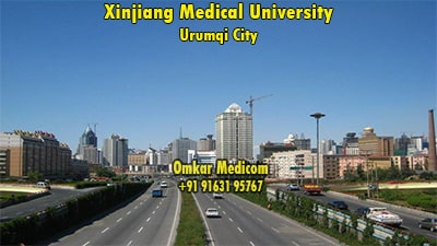 Urumqi City 014