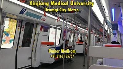 Urumqi City Metro 003