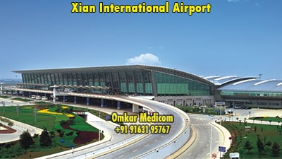 Best medical college in abroad for Indian students to study mbbs in Xian International Airport 02