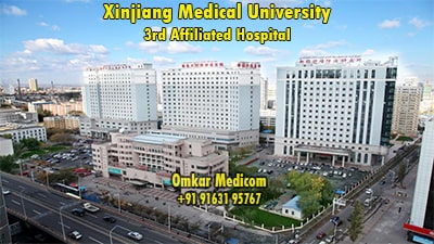 hospital of the top 10 medical colleges in China to study mbbs abroad 004