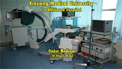 hospital of the top 10 medical colleges in China to study mbbs abroad 006