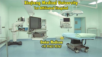 hospital of the top 10 medical colleges in China to study mbbs abroad 008