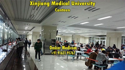 mbbs abroad in top 10 medical college in china, canteen 001