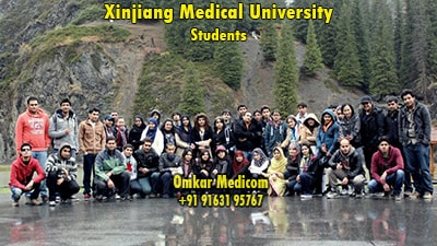 mbbs abroad in top 10 medical college in china in xjmu 008
