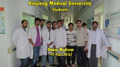 mbbs abroad in top 10 medical college in china in xjmu 001