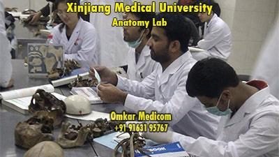 Xinjiang Medical University students 008