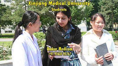 mbbs abroad in top 10 medical college in china in xjmu 004
