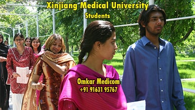 mbbs abroad in top 10 medical college in china in xjmu 003