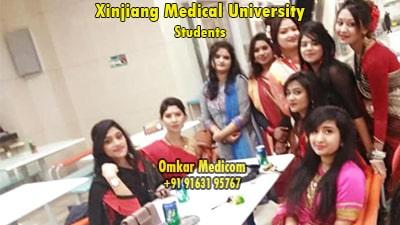 Xinjiang Medical University students 024