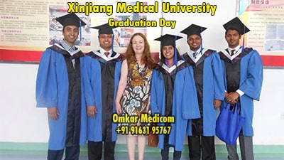 mbbs abroad in top 10 medical college in china graduation day 001