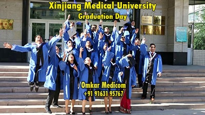 mbbs abroad in top 10 medical college in china graduation day 002