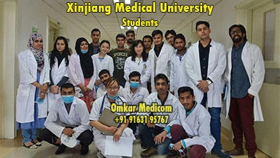 Xinjiang Medical University students 037
