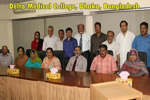 Delta Medical College Bangladesh 10