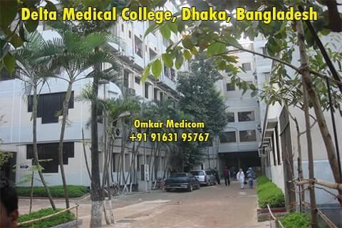 Delta Medical College Bangladesh 19