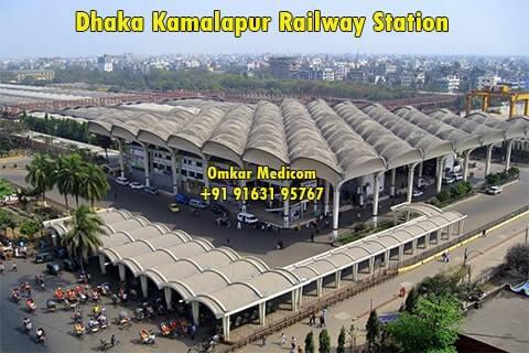 Kamalapur Railway station 01
